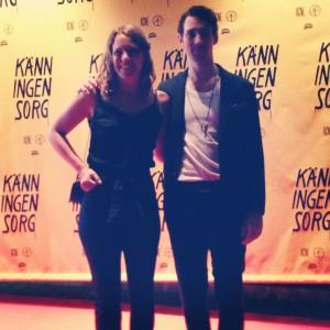 Adam Lundberg och Josefin Neldén, Känn ingen sorg