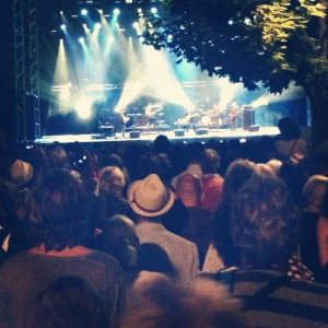 Rodriguez spelar på Stockholm Music & Arts