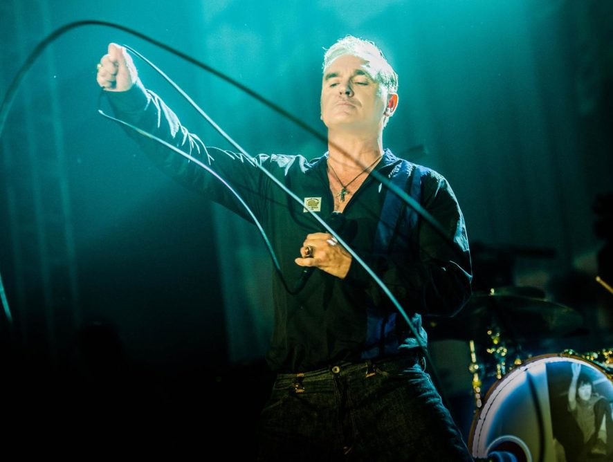 Morrissey släpper nytt album i höst