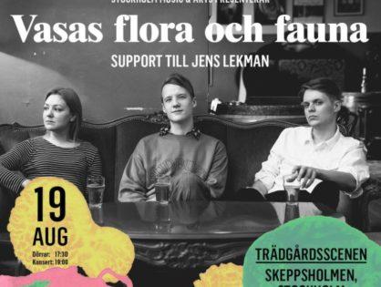 Vasas Flora och Fauna till SM&A